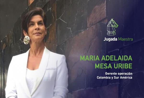 María Adelaida Mesa Uribe